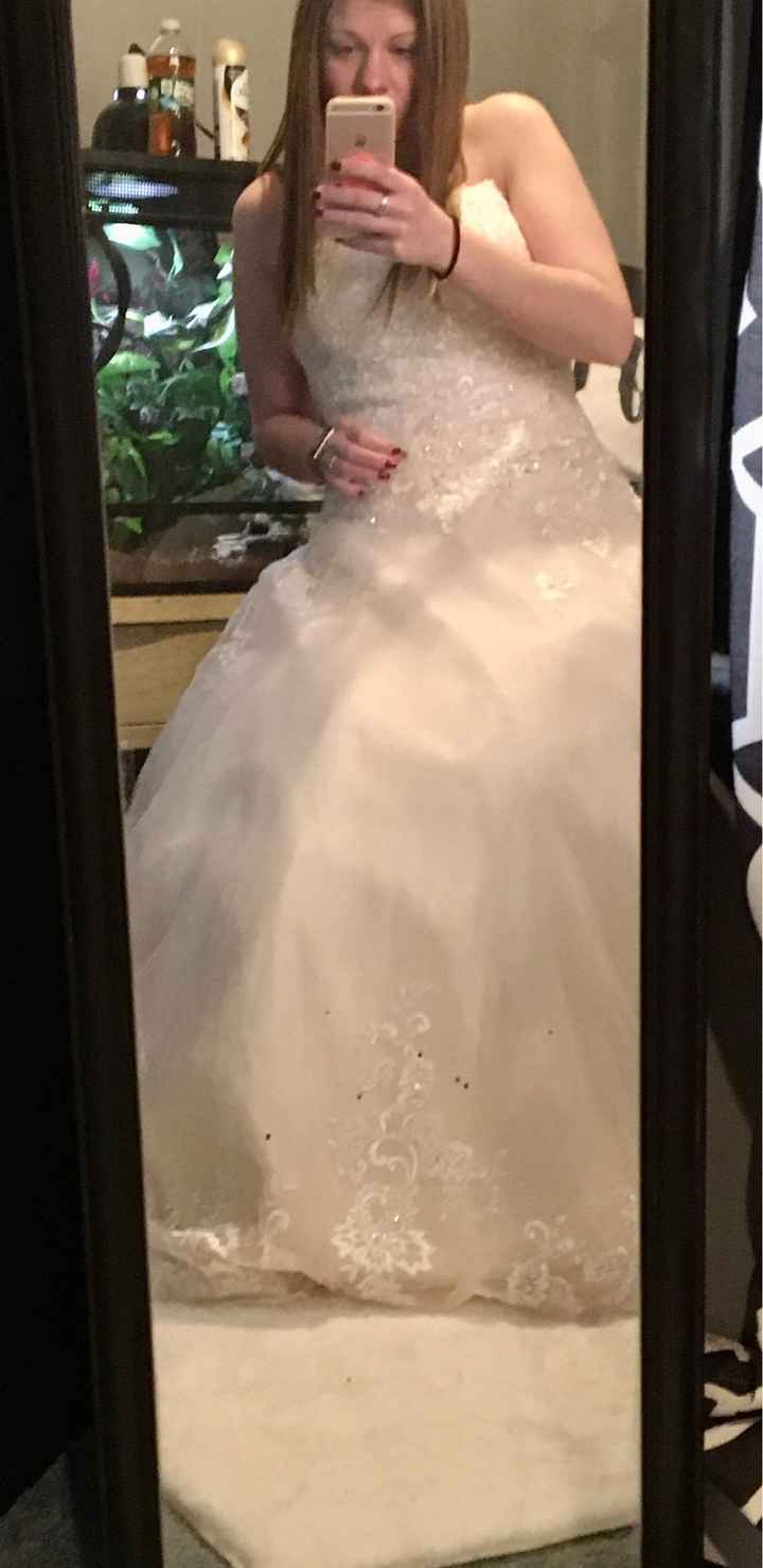 Pregnancy and dress alterations - 6