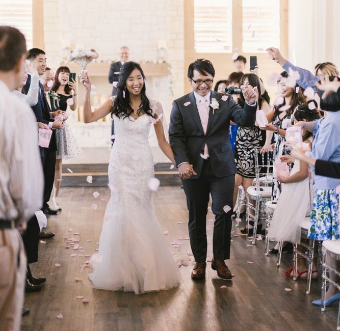 Share your recessional photo! 😊 3