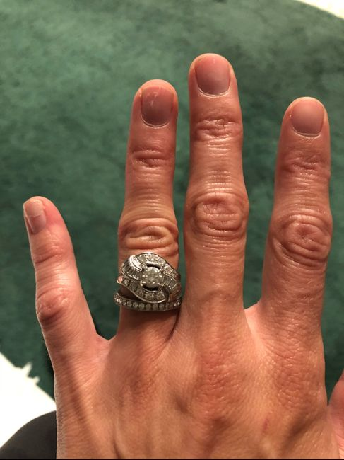 Vintage/antique/estate Rings - who else has one? 7