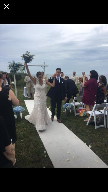 Share your recessional photo! 😊 29