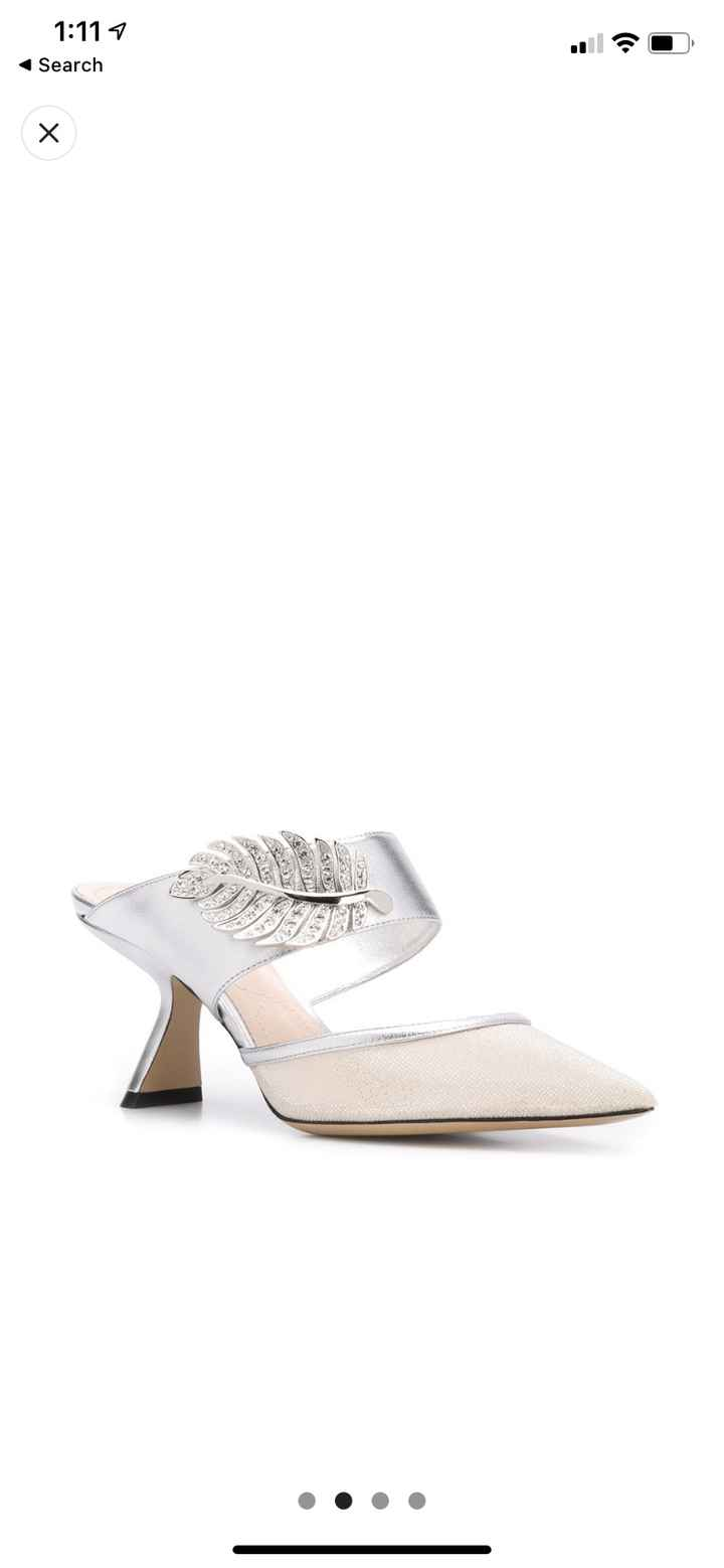 i could use you advice for the ladies that are familiar with wearing heel mules. i absolutely love t