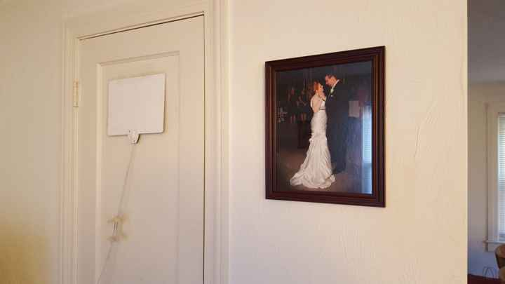 Married Folks -Show how your wedding photos are displayed