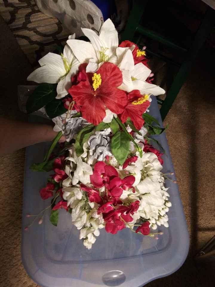 diy bridesmaid bouquets - 1