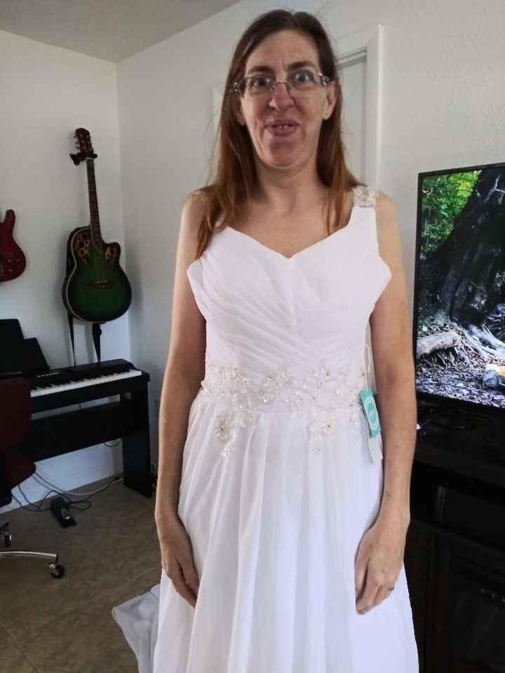 June 27, 2020 brides? - 1
