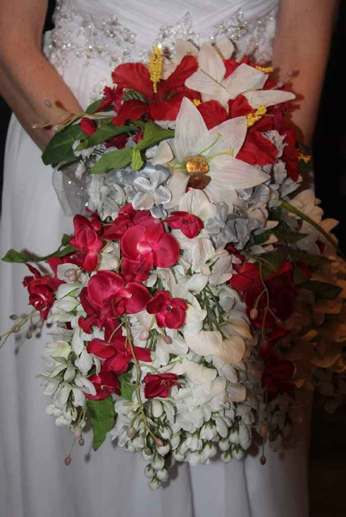 What do you think of my bouquets? - 1