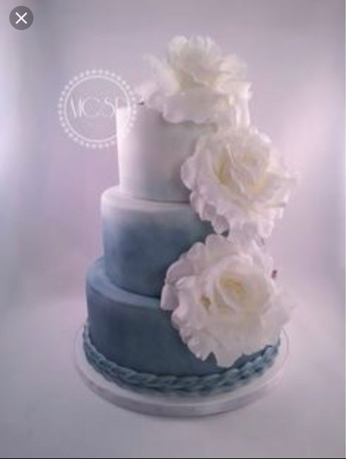 Steel Blue wedding 1