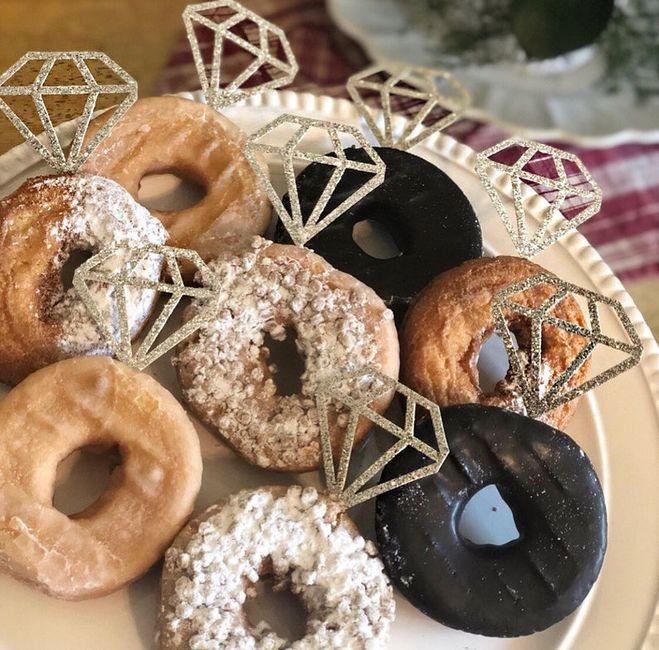 How many Donuts? 2