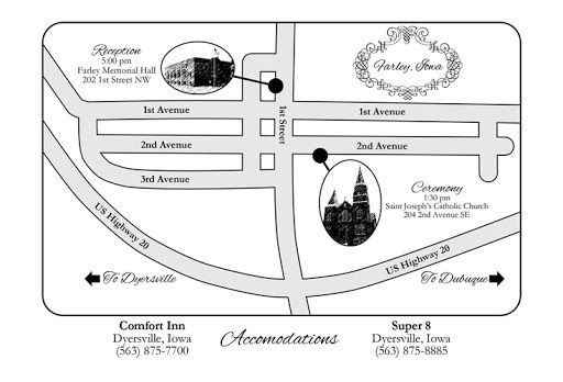 Ceremony and reception at different locations? 1