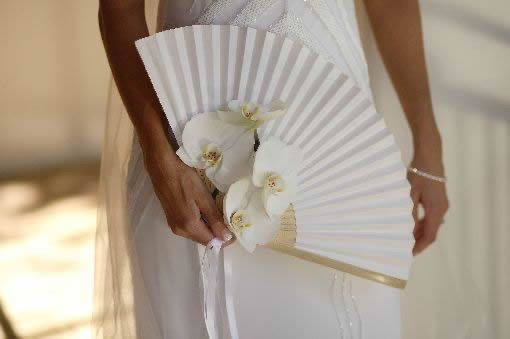 Bouquets - silk or real? - 1