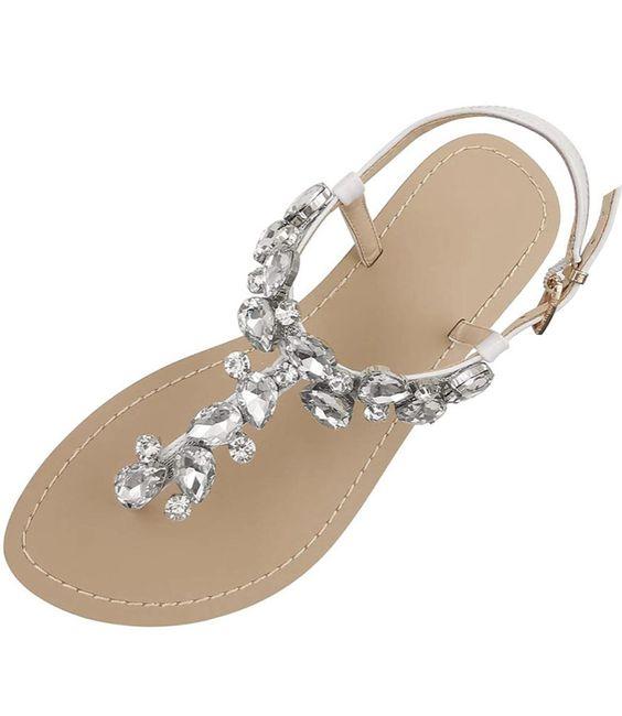 Wedding Shoes For Beach Wedding 1