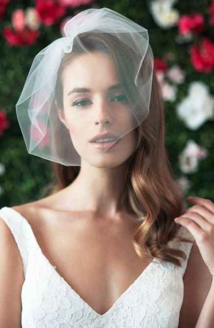 Which type of veil would you suggest? - 2