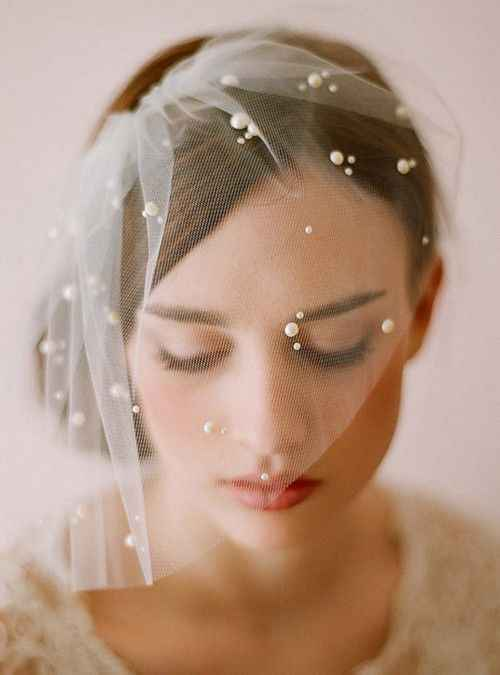 Which type of veil would you suggest? - 3