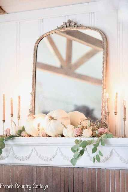 Show me your favorite fireplace mantle decor! - 1