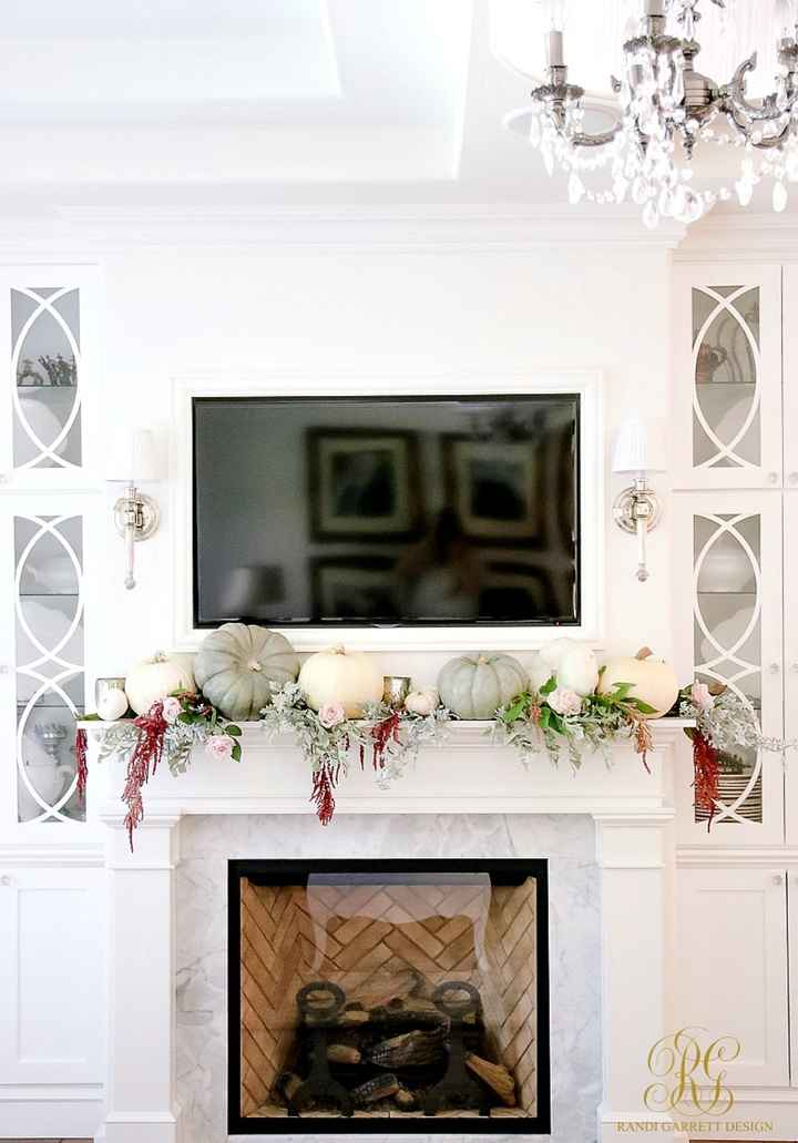 Show me your favorite fireplace mantle decor! - 2