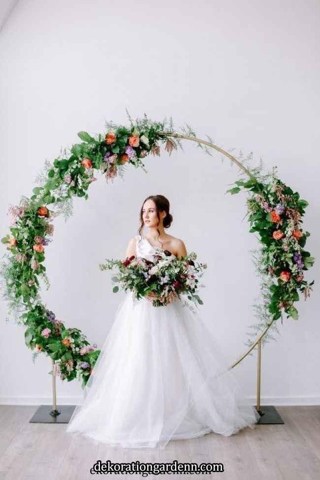 Bridesmaids bouquet - 1
