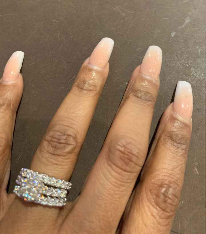 Two Wedding Bands - 2