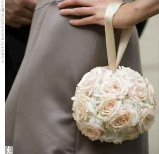 Creative ideas for a 27 year old flower girl - 1