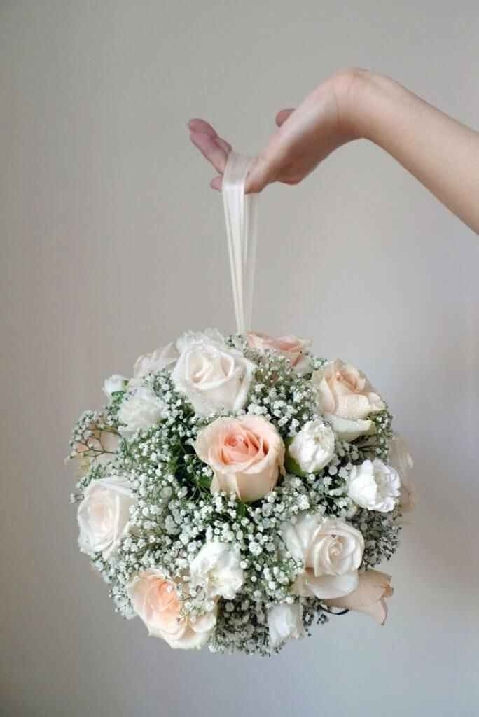 Creative ideas for a 27 year old flower girl - 2