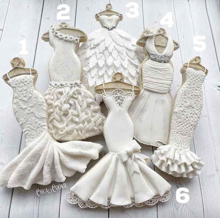 friday Fun!  Which wedding dress??? - 1