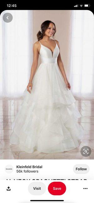Designer of this dress? - 2