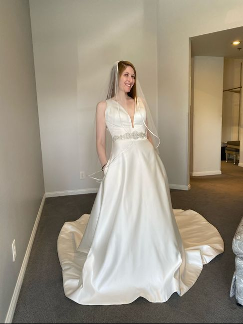 Got the dress! Now...jewelry? Hair? 2