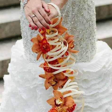 Any brides not doing bridal party bouquets? - 3