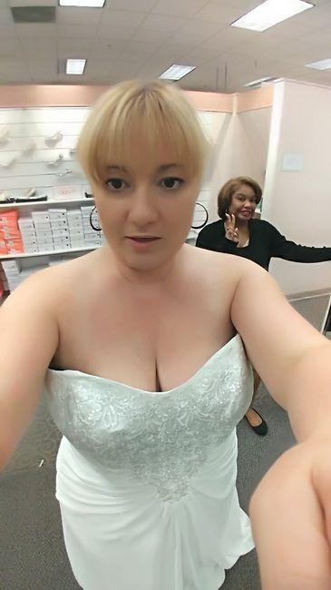 Show me your David's Bridal Dresses 5
