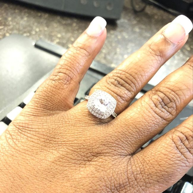 Brides of 2020!  Show us your ring! 13