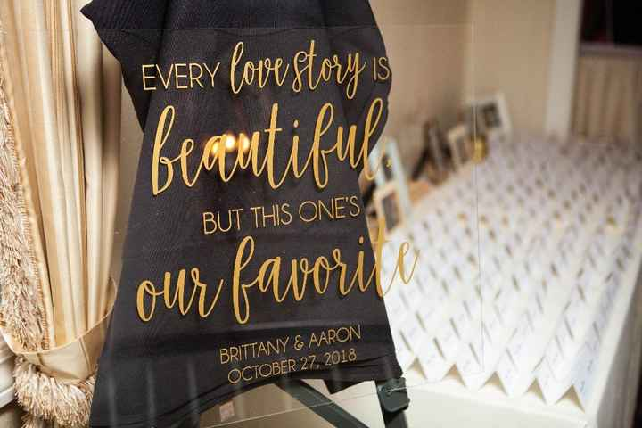 Love this sign! Ordered from ETSY - will hang in our dining room