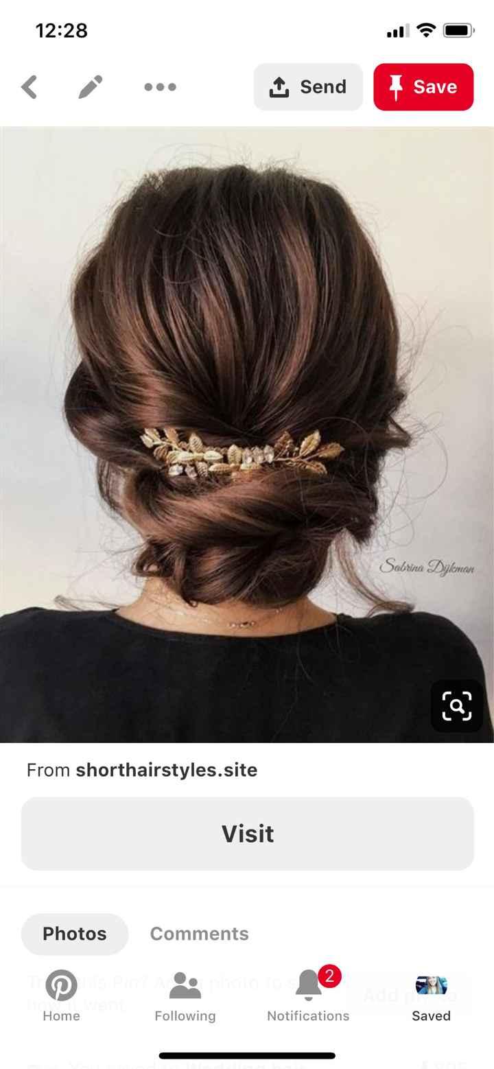 Hair piece ideas? - 1