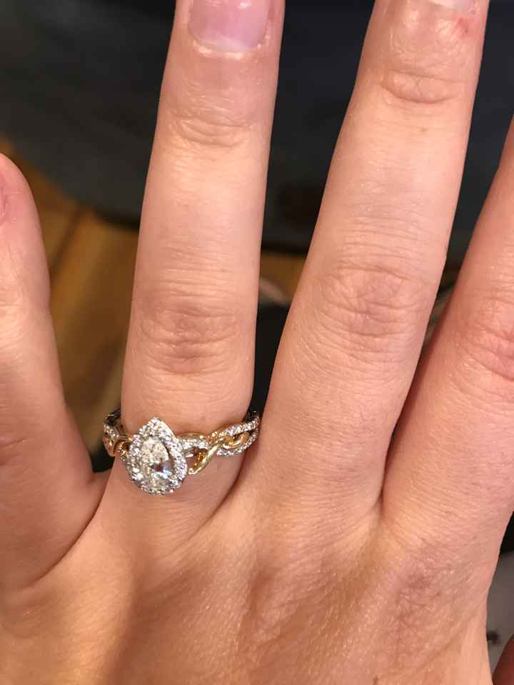 Let's see your engagement rings 💍💎🥰 - 2