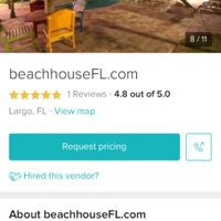 Beach venue - 1