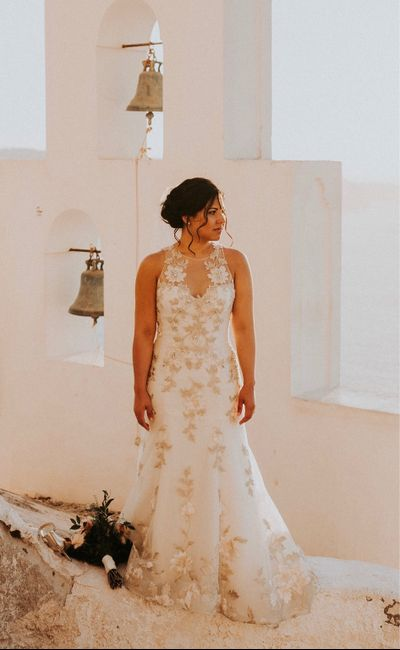 Wedding Dress Designers! Who are you wearing? 5