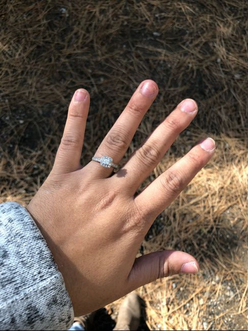 Show me your white gold rings! 💍 4