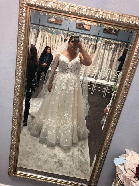 My dress!!!! 8