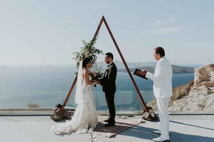 Ceremony Venue: Modern or Traditional? - 1
