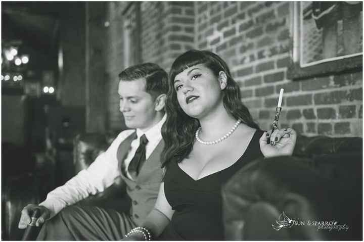 Cigars. Tacky?