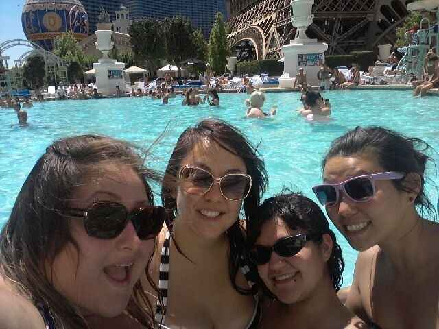 My Vegas Bachelorette weekend! Pics, Pics and more Pics!