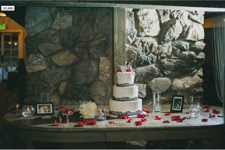 Cake table - can I see how you decorated/styled your cake table?