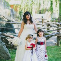 I need ideas for flower girl!! Please help!!!!