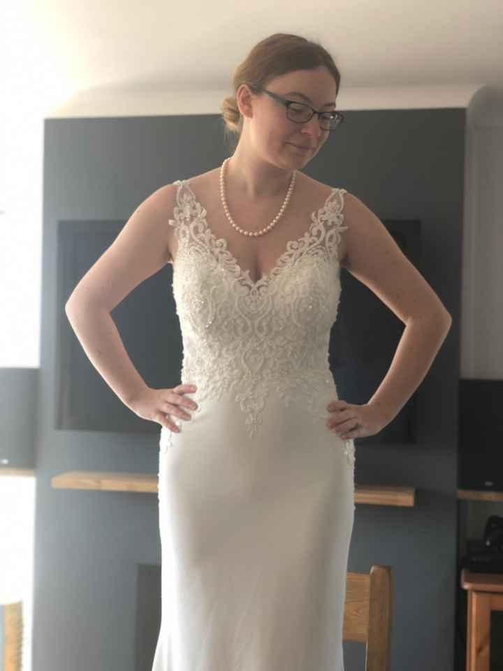Seamstress gone awol after last fitting a week before wedding! - 4
