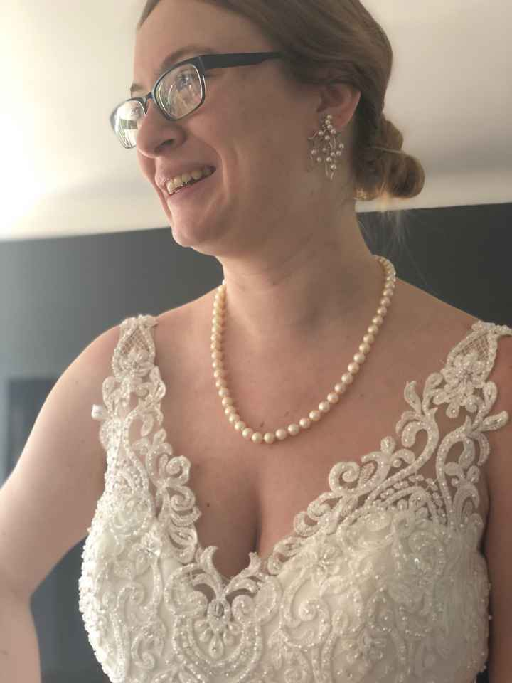 Types of jewellery for this dress? - 1
