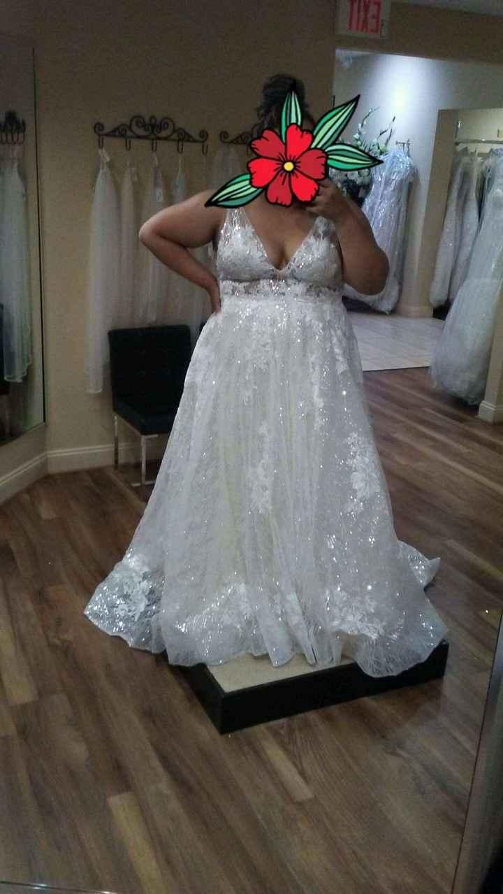 i think i found my dress 1