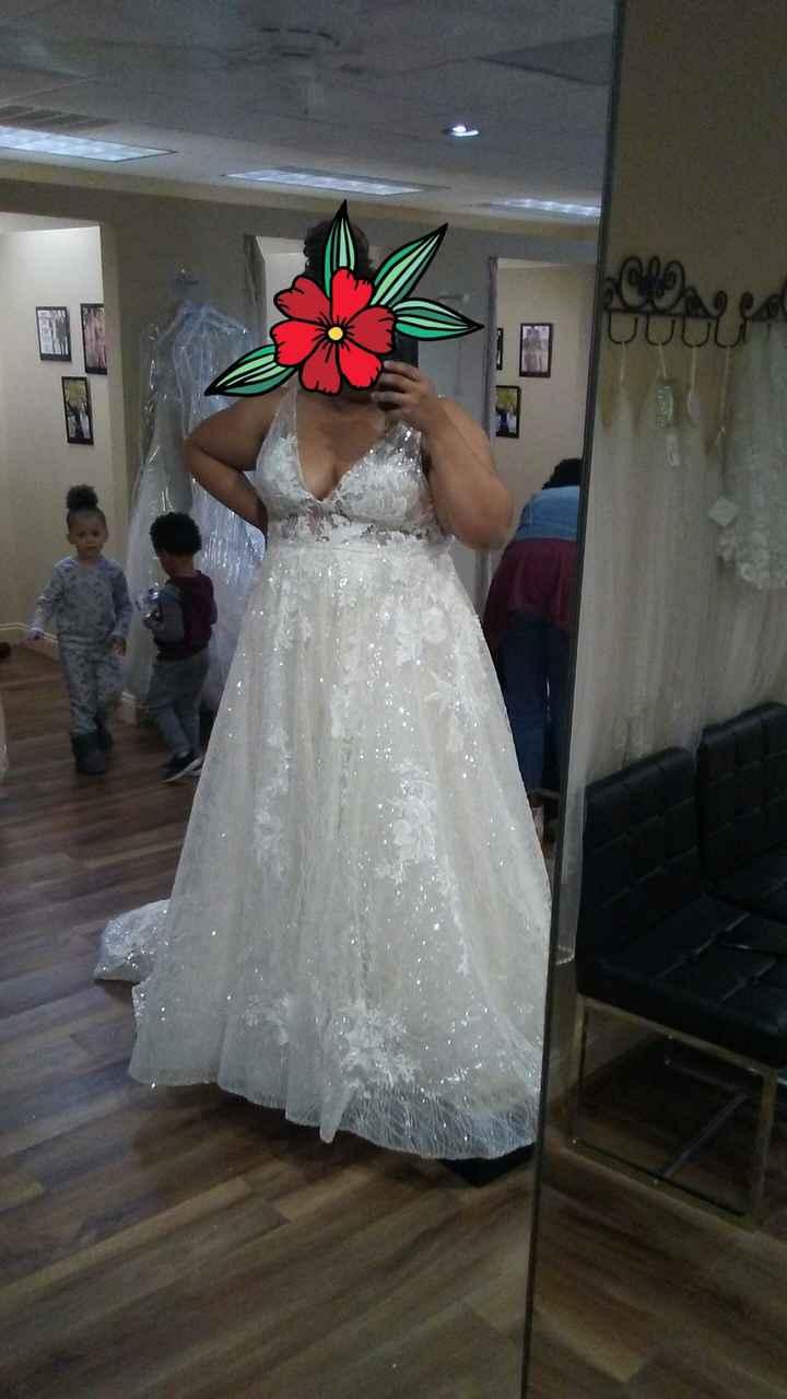 i think i found my dress 2