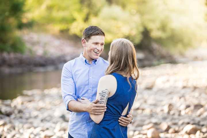Engagement photos! - 2