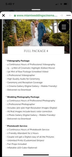 Photography & videography - 1