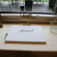 Guest book signing - 1