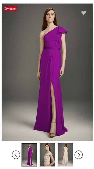 Purple hues for your big day 16