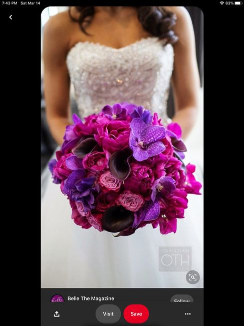 Purple hues for your big day 15