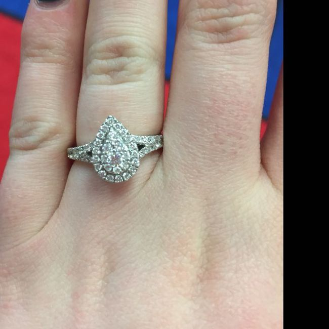 Brides of 2020!  Show us your ring! 18